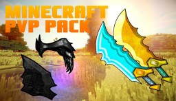 PvP Pack 1.8-1.10 [Low Fire] [God of War] Minecraft