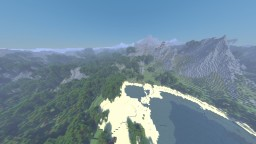 Tyros Island [Custom Terrain] [4000 x 4000] Minecraft Map & Project