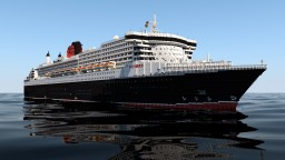 RMS Queen Mary 2 - REMASTERED