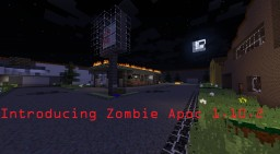 Zombie Craft Minecraft Map & Project