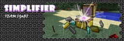 Simplifier -> Make your life easier in Minecraft Minecraft Mod