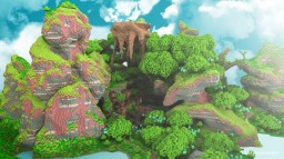 """Haven"" (VoxelSniper Terrain) Minecraft Map & Project"