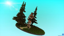 The Forest Girl Minecraft