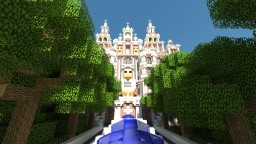 The Great Chicken Cathedral Minecraft Map & Project