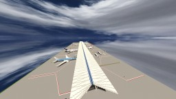 Custom Airport Minecraft Map & Project