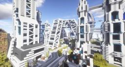 Futuristic city ~ Z-3103 ~ Minecraft