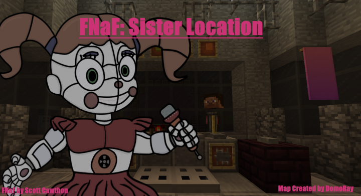 fnaf sister location free to play