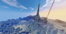Hell Dwells in Ice Minecraft Map & Project