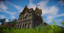 Survival Castle Minecraft Map & Project