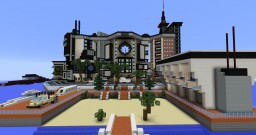 Sunset City Minecraft Map & Project