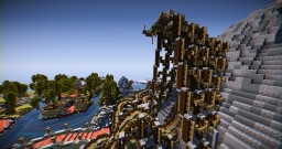 "Amusement Park ""Vlekkeland"" // Vlekkeloos Minecraft Map & Project"