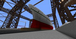 Hull 597 Minecraft Map & Project