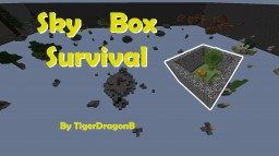 Sky Box Survival for Minecraft 1.10 [Back after three years!] Minecraft Map & Project