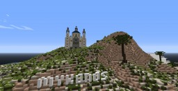 Latin American Cathedral Minecraft Map & Project