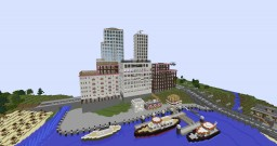 Harbour City Project Minecraft