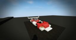Race car Minecraft Map & Project