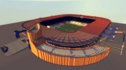 Estadio Hidalgo (CF Pachuca) Minecraft Map & Project