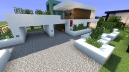 Modern house By DocDc