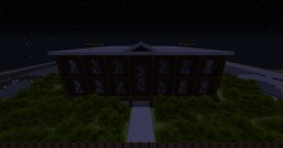 Haunted Manor 1.10+ Minecraft Map & Project