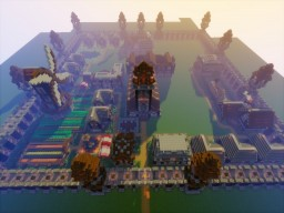 Village - With redstone features Minecraft Project
