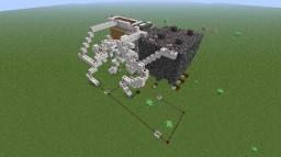 Redstone bank Vault (Edit) Minecraft Map & Project