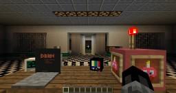 Samgladiator's FNaF New Gameode (FNaF Nightmare NEW) Minecraft
