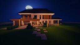Maison moderne By Astroz59 & DocDc Minecraft Project