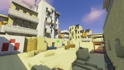 de_dust2 - Dust 2 - An Accurate Dust II Recreation! [Schematic!] Minecraft Map & Project