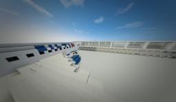 Modern Airport Minecraft