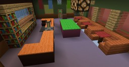 Moe's Tavern Minecraft Map & Project