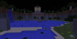 Don't Fall in the River Minecraft Map & Project