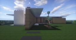 C H Minecraft Map & Project