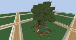 Old Willow Tree Minecraft Map & Project