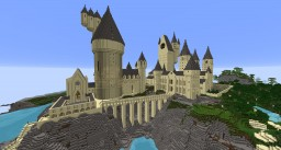 Hogwarts Castle (Fully Explorable Interior/Exterior!) - MAJOR CHANGES! Minecraft Map & Project