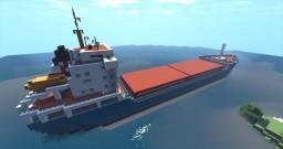 Vinashin Cargo Ship