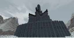 Utumno            -         First fortress of Melkor Minecraft