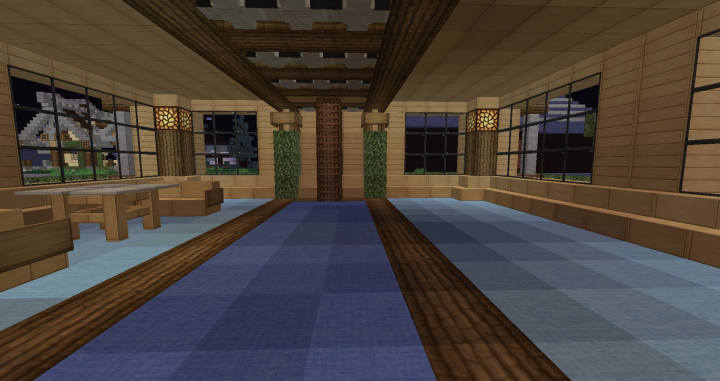 Modern Home Interior 39 S Minecraft Project