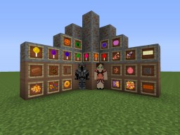 PopularMMOS EpicProportions Mod - Halloween Addon Minecraft Mod