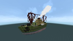 The Liberty Freighter Ship Minecraft Project