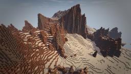 Desert World Minecraft