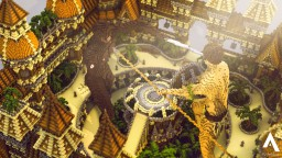 Hub By MrBatou and Moustafa74 Minecraft Project