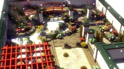 The Assault on Kokodu - Zen Garden Minecraft Project