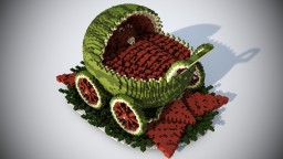 Watermelon Baby Carriage by: AZ60 + DOWNLOAD! Minecraft Project