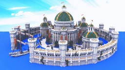 The Port of Heaven Minecraft Map & Project