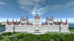 Budapest, Hungary Minecraft