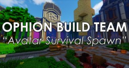 Ophion's Avatar Survival Spawn Minecraft Project