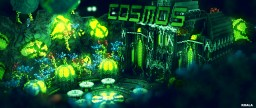 Sustainable Alien planet - Cosmos Hub Minecraft
