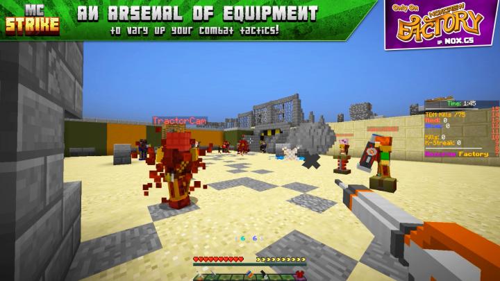 craqueado minecraft