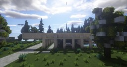 Modern Home 7 Minecraft Map & Project