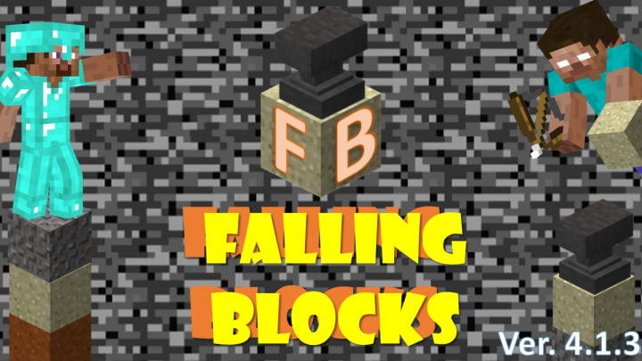 Welcome to Falling Blocks!